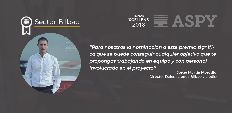 test Twitter Media - El tercero y último candidato a nuestros premios Xcellens es #Bilbao . El 18 sabremos si supera a #Teruel y a #Murcia . #Xcellens2018 https://t.co/vaFMgjcpxR
