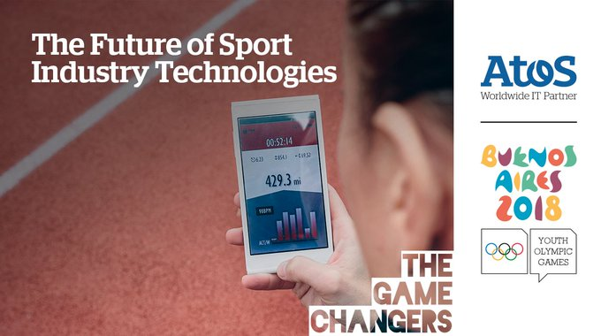 .@fdoreau on the disruptive #digital strategies and #technologies that are helping #sports org...