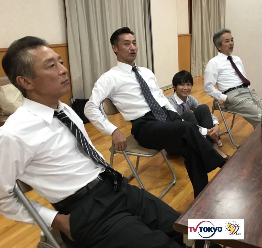 金曜8時のドラマ「駐在刑事」 on...