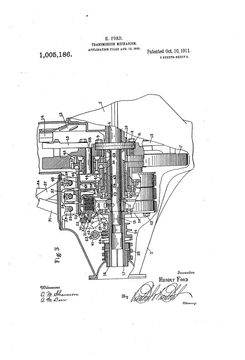 Georgi Korobanov Twitter Ford Model T Engine Diagram Henry Receives A Patent In 1911 For His Invention Of 2 Speed Transmission Used The Famous Automobile Patentsmatter