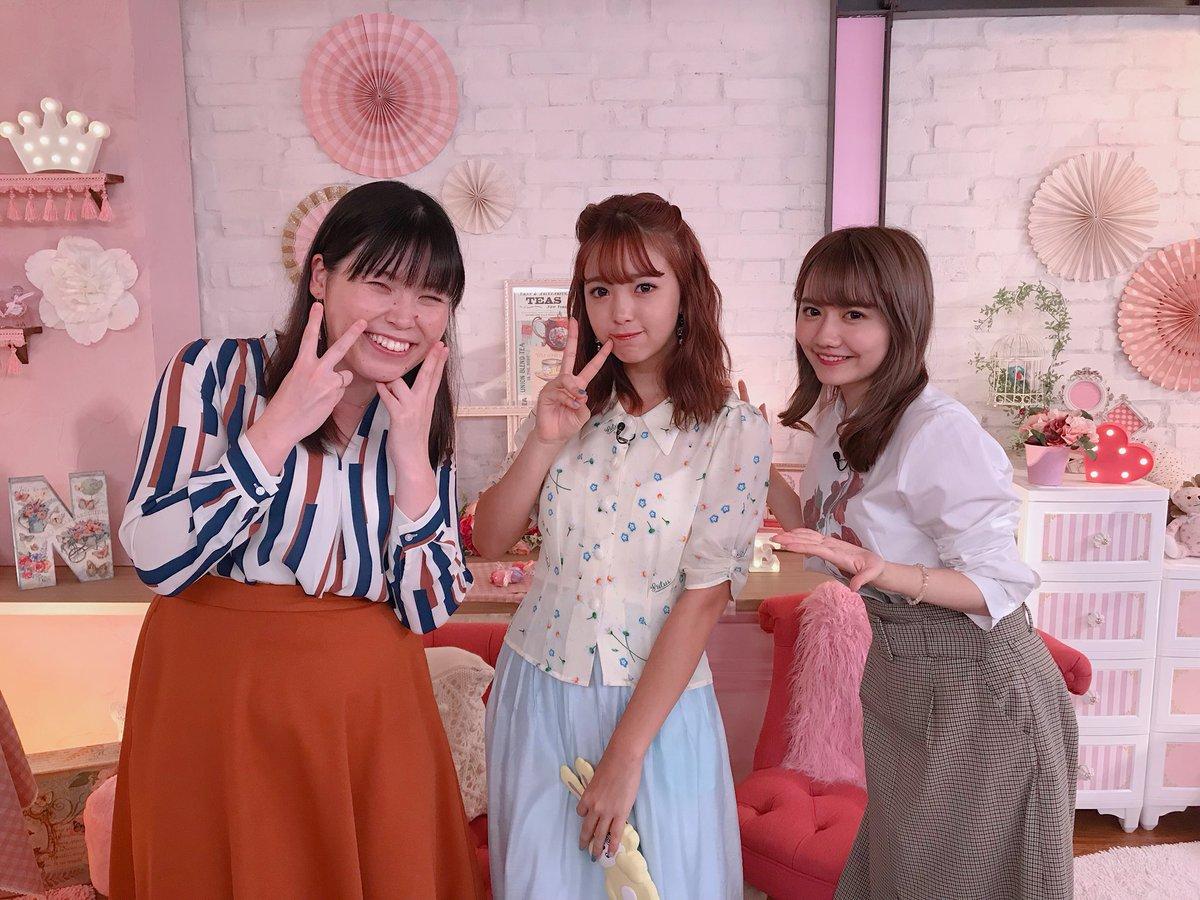 誠子、藤田ニコル、椎木里佳
