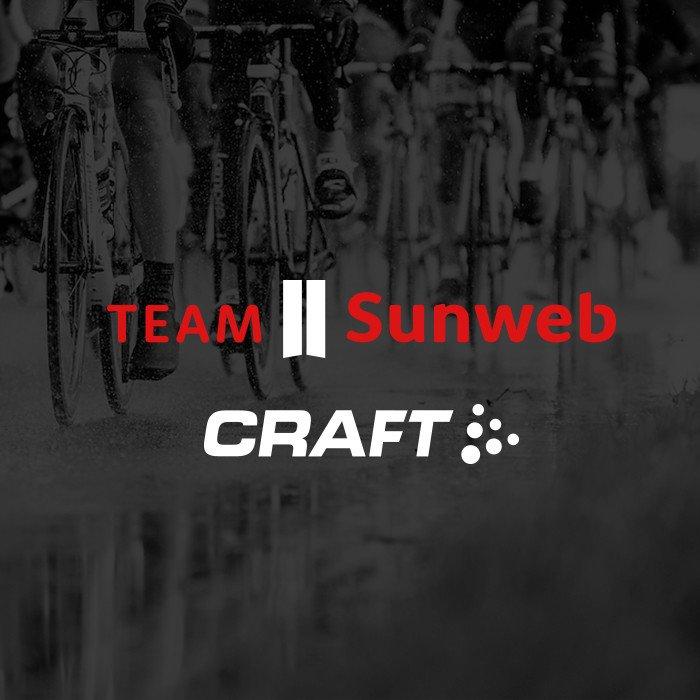 Craft och Team Sunweb inleder flerårigt innovationssamarbete https://t.co/Iyd0f7HWwe https://t.co/ZZoYaFoGsh