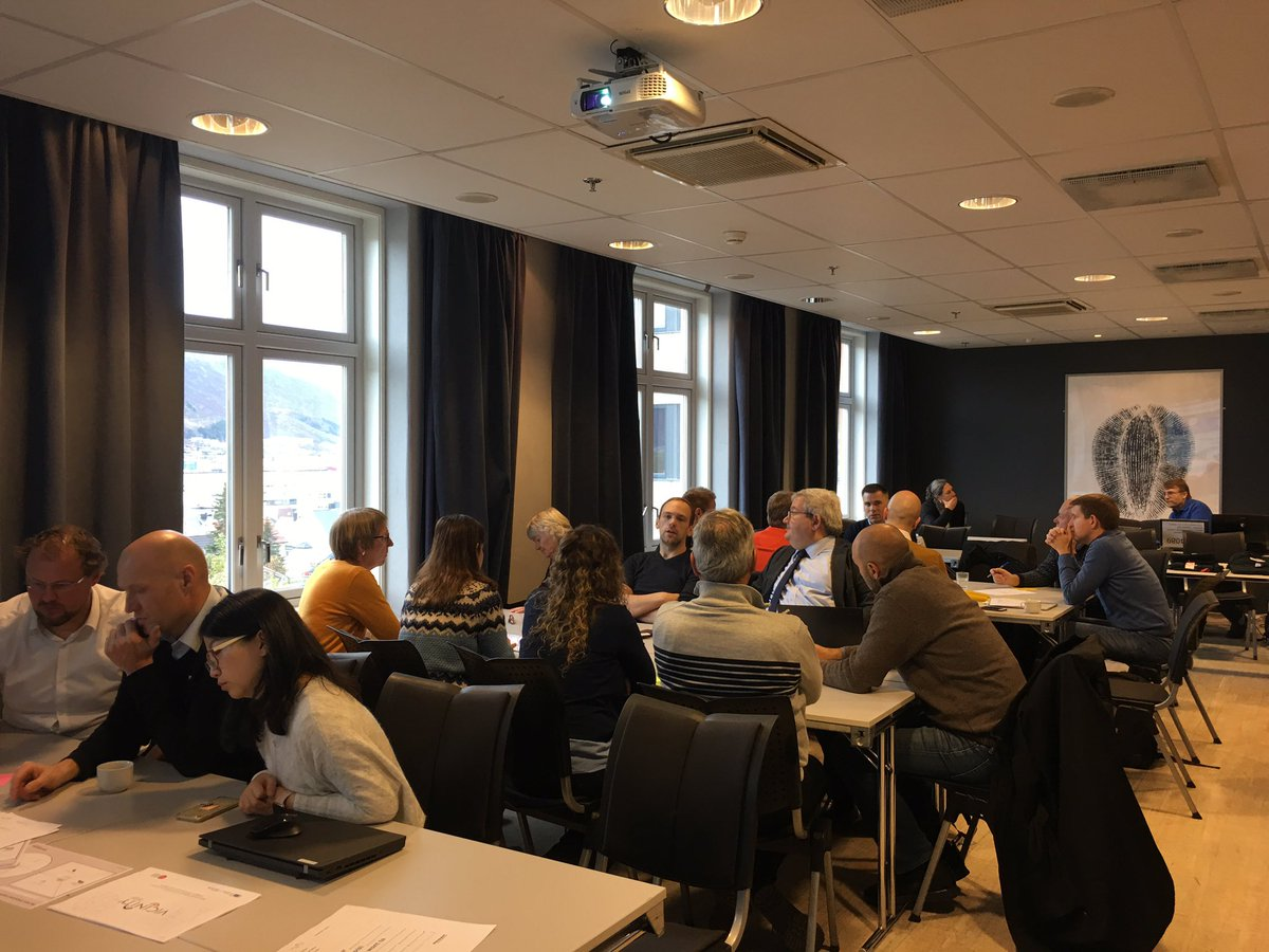test Twitter Media - @VICINITY2020 co-creation workshop  with #stakeholders in #Tromso https://t.co/Ug2RwwwX0T