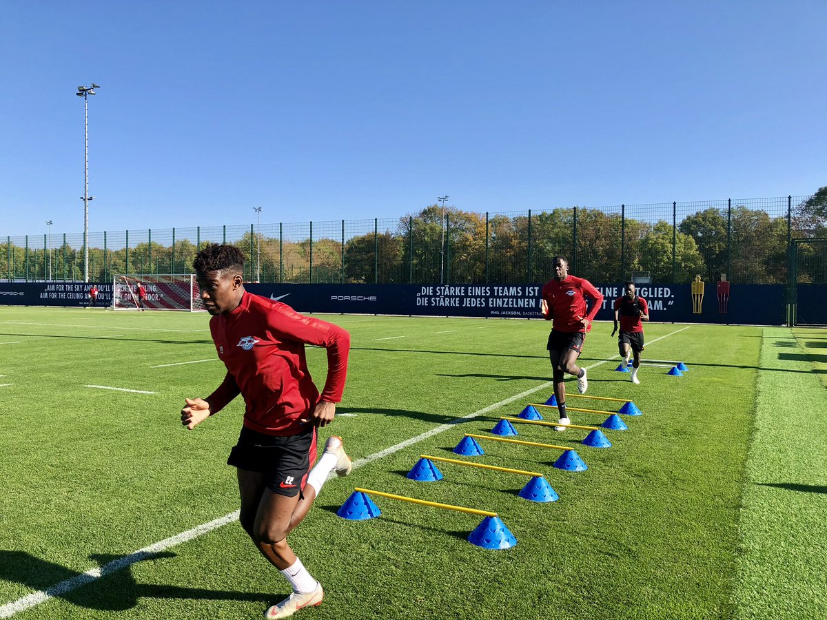 Rb Leipzig On Twitter öffentliche Trainingseinheit Am Cottaweg
