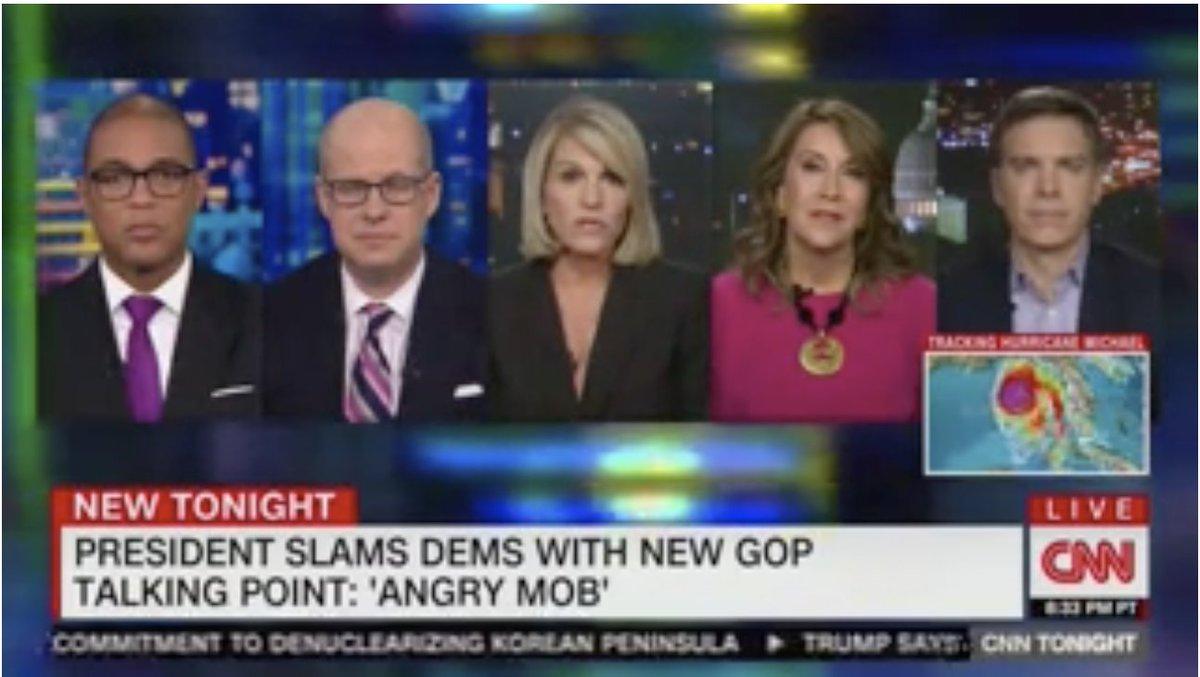 WATCH: Don Lemon shouts down CNN commentator on activist 'mob' definition: 'Shut up!' hill.cm/3XlWbOF