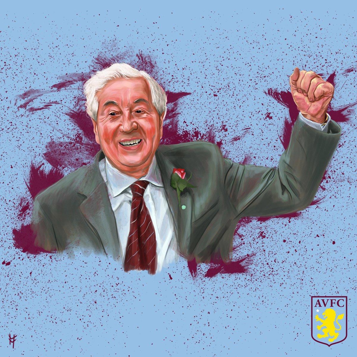 Aston Villa FC's photo on sir doug ellis