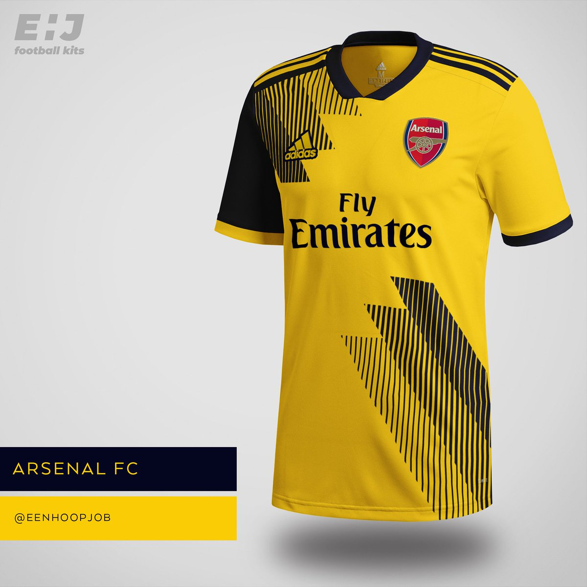 5bd4829899f Job - Eenhoopjob Football Kit Designs on Twitter