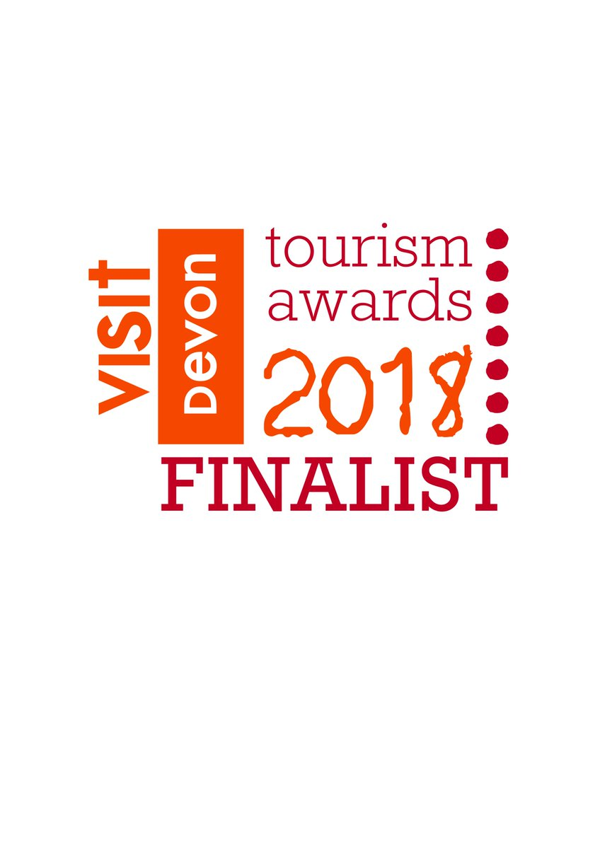 Wow! Absolutely thrilled to be finalists in the Visitor Info Service category of @DevonTourAwards again this year! Cant wait for the awards ceremony in November!! #DevonTA