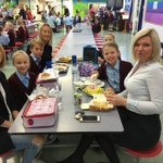 4C Parents to Lunch event #yummy