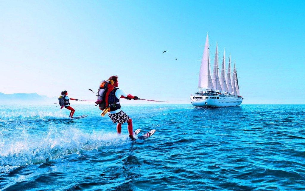 быть, морской туризм картинки милые