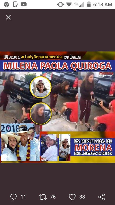 ElabogadodelPueblo's photo on #ladydepartamentos
