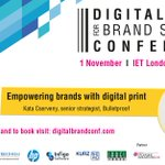 Want to hear about the latest developments in #digitalprint?Join us at #BrandConf18 on 1st Nov to hear our senior strategist, Kata talk about our work with @ActimelFR! #packagingdesign #campaign #unleashyouractimelinstincts #enmodeanimal @DigitalLPack_Gr https://t.co/XwsAluD99L