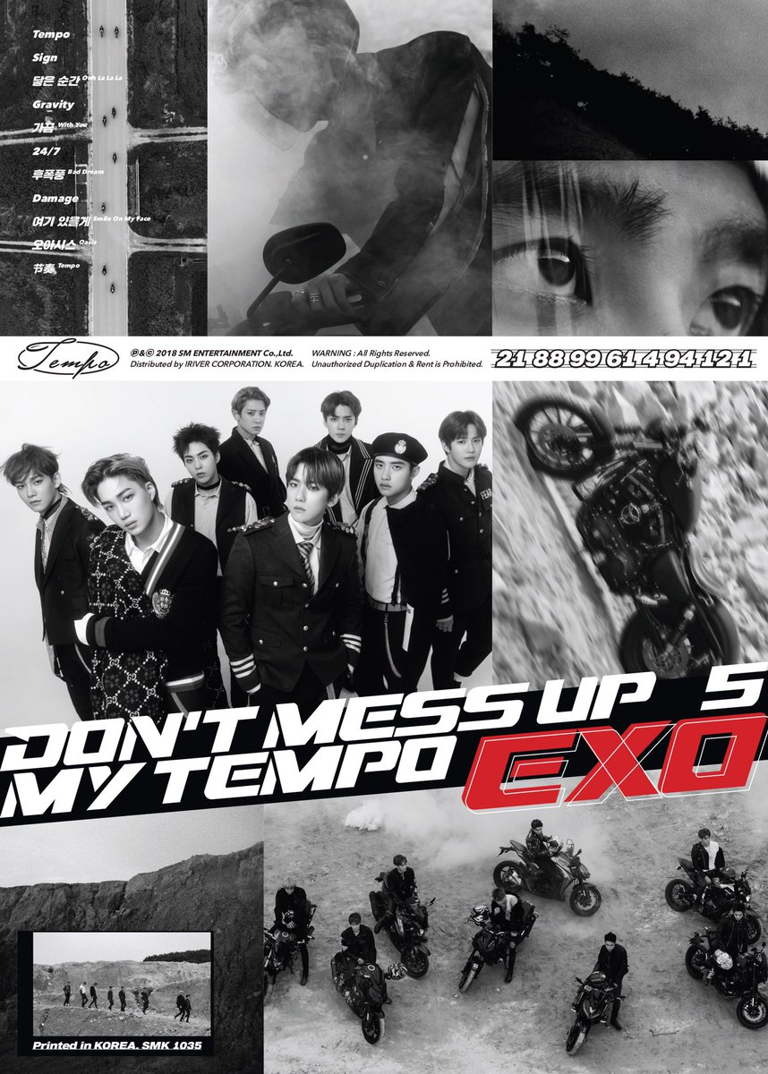 Don't miss the chance to get #EXO '#DONT_MESS_UP_MY_TEMPO'‼️   🔊 All orders through links below will be officially counted toward the Billboard charts.   ▶️ Amazon: smarturl.it/Amazon_EXO_All… smarturl.it/Amazon_EXO_Mod… smarturl.it/Amazon_EXO_And… ▶️ Target: smarturl.it/Target_EXO_All…