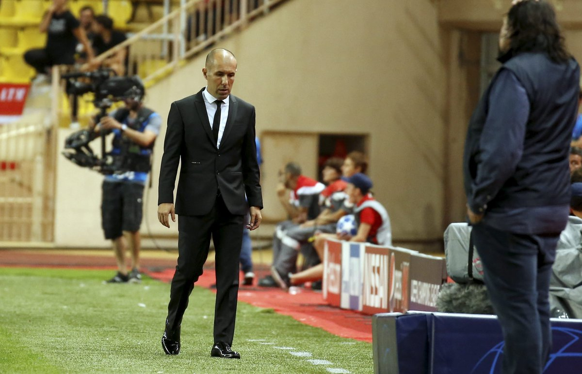 OFFICIAL: Monaco have sacked manager Leonardo Jardim as the club sit third from bottom of Ligue 1 after registering just one win in nine. <br>http://pic.twitter.com/UpghSFp0dr