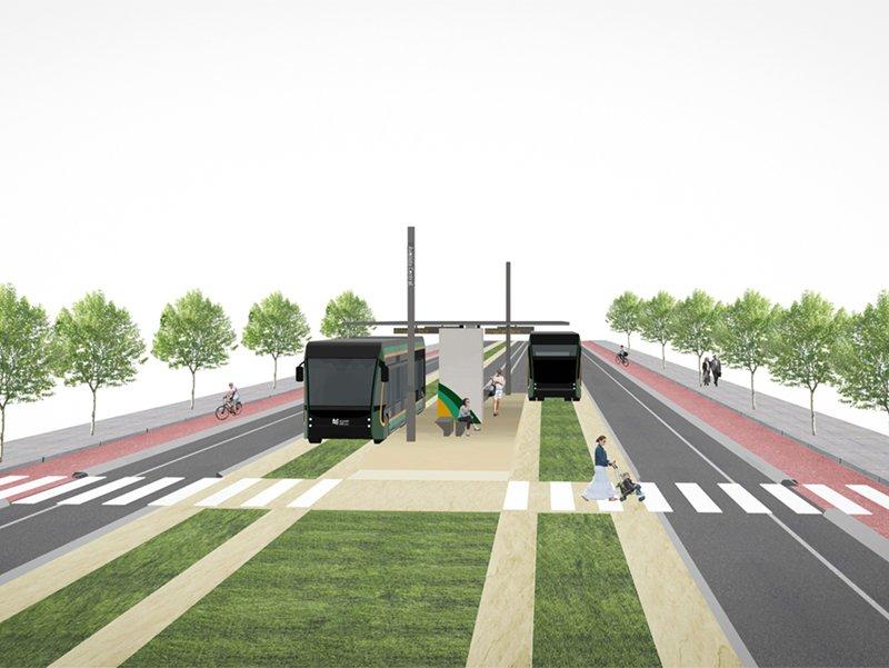 La MCP presenta el estudio de viabilidad de la red troncal del Transporte Urbano Comarcal mcp.es/transporte/not…