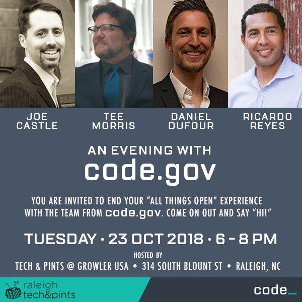 Code gov on Twitter:
