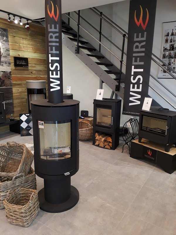 Westfire Winter Warmer   Danish Stoves From Just £990!! Offer Ends 31/