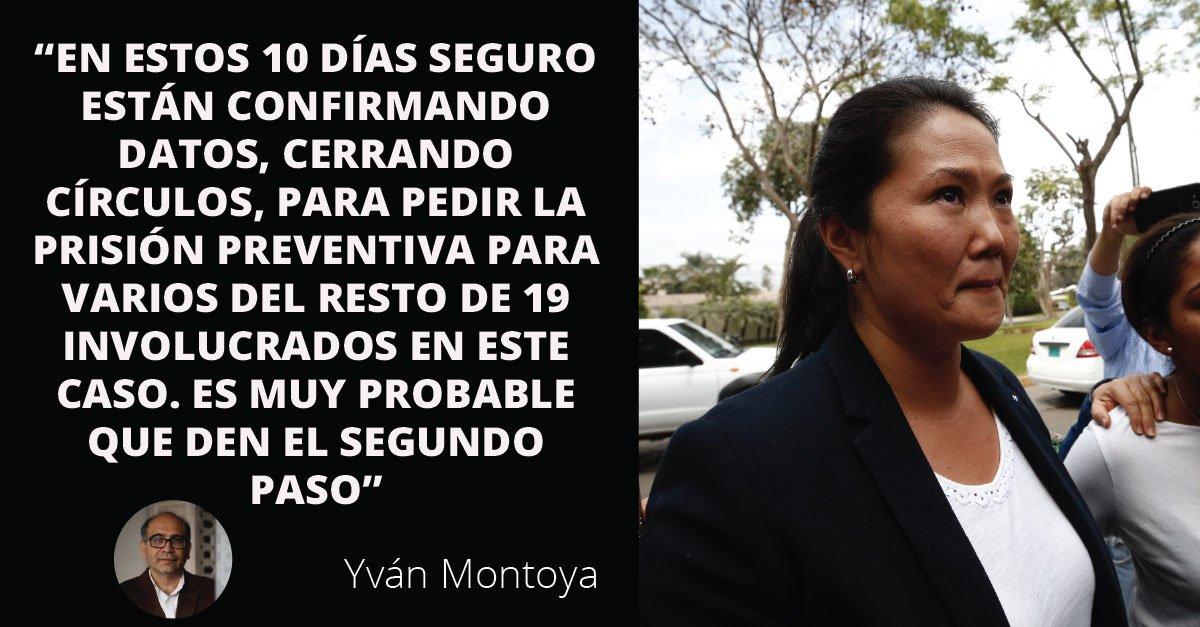 Diario Perú21's photo on Keiko Fujimori