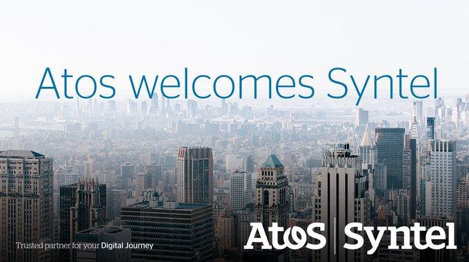 Mit @Atos_Syntel sind wir DER Partner, um Organisationen dabei zu helfen, eine schnelle und...