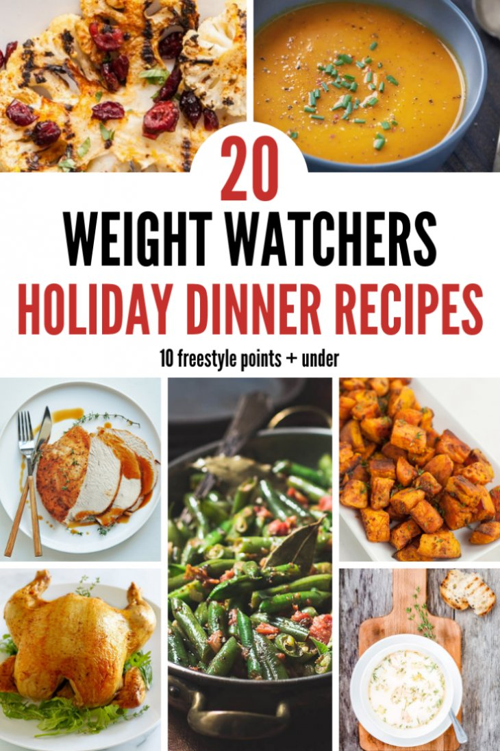20 Weight Watchers Holiday Dinner Recipes https://t.co/dJQstOFRxV https://t.co/ESxI3ErJyq