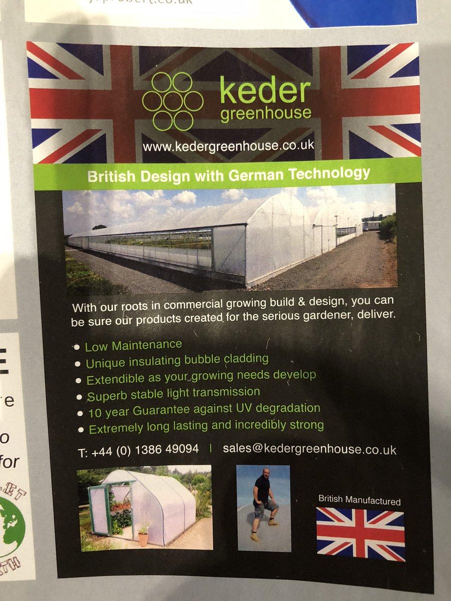 Keder Greenhouses on Twitter: