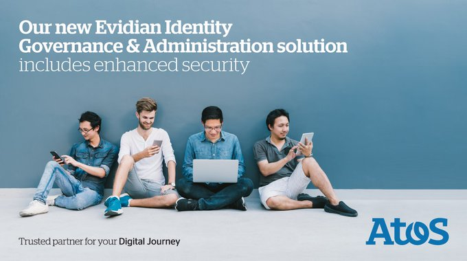 The new version of our #Evidian Identity Governance & Administration solution includes...