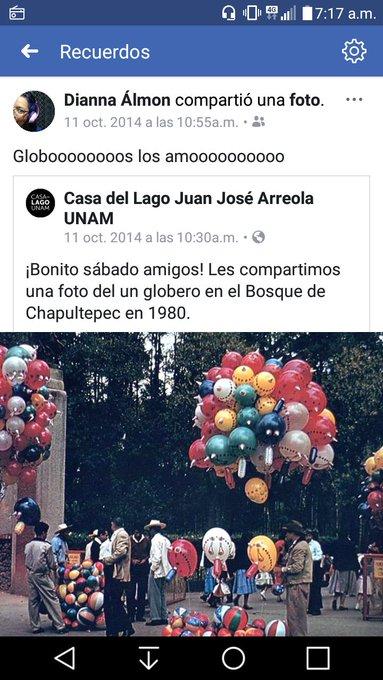 @YODEBUENAS #MáquinadelTiempoLlévame A Chapultepec Quiero Globooooooooos Photo