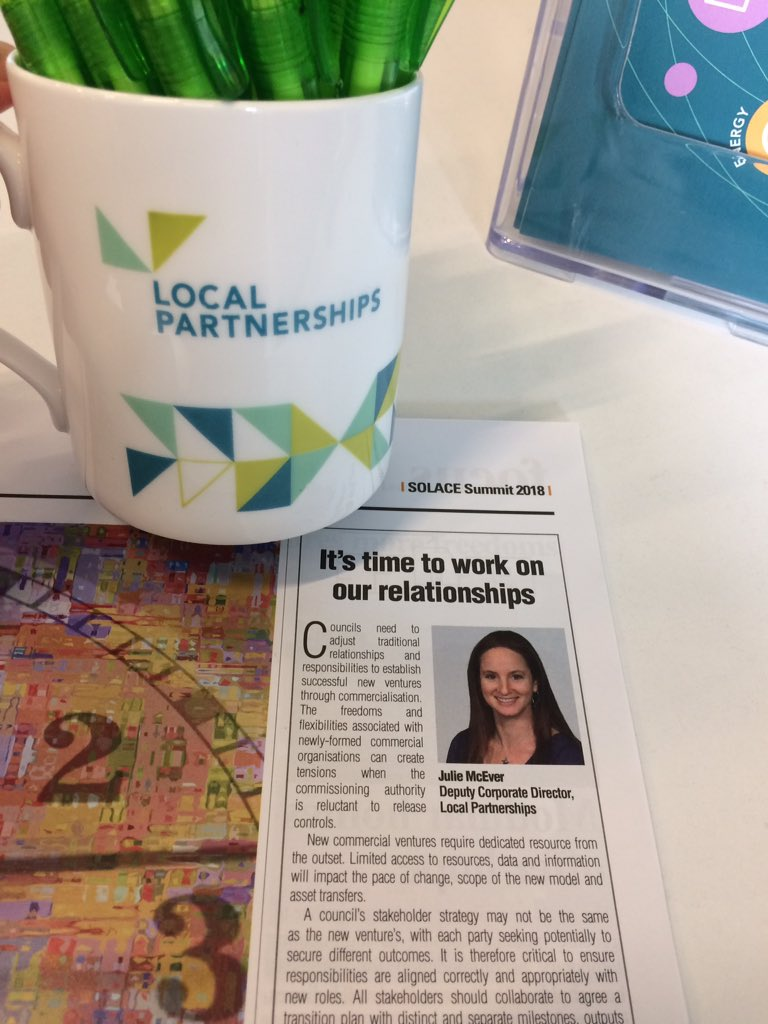 Got today's @themj? How are you making #commercialism work for you? p15 read @JAMcEver of @LP_localgov article on how to get stakeholder relationships right, supporting #resilience