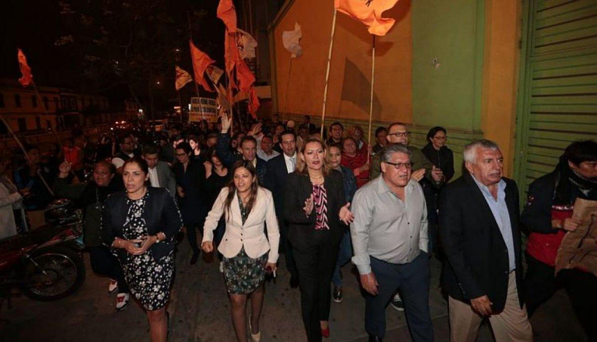 El Comercio's photo on Keiko Fujimori