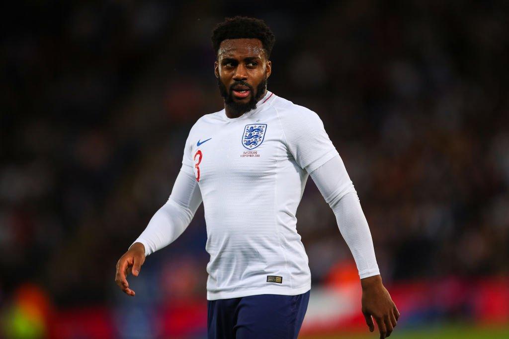 BBC Sport's photo on Danny Rose