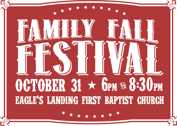Who's ready for this year's Fall Festival? 😁 eagleslanding.org/fall-festival/