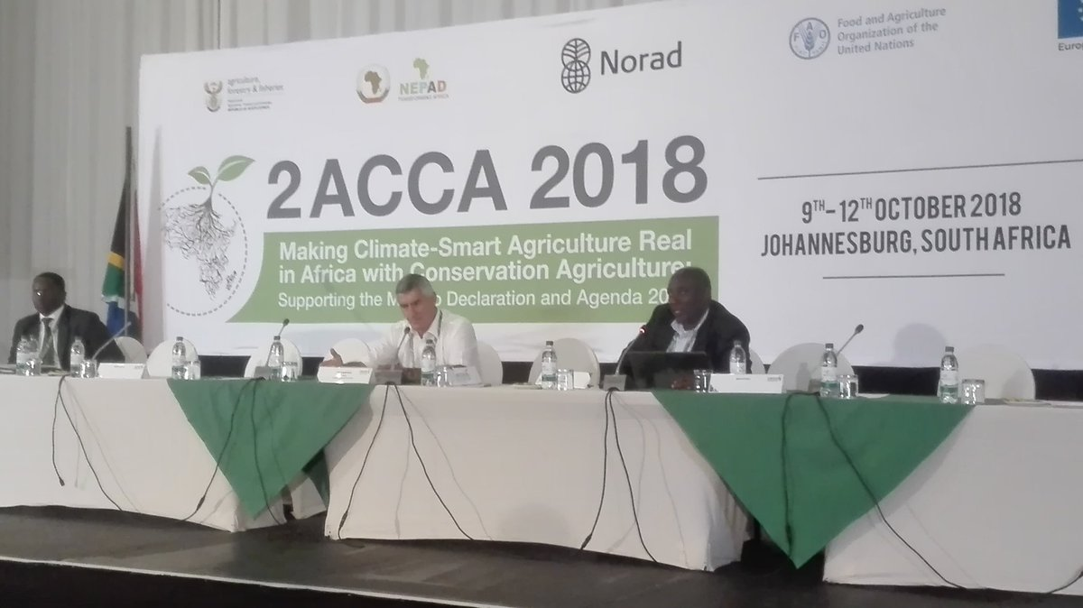 Second African Congress on Conservation Agriculture (CA)