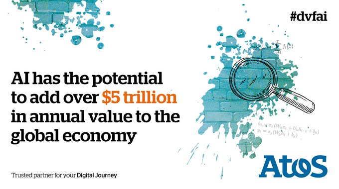 #AI could add over $5 trillion in annual value to the global economy. Find...