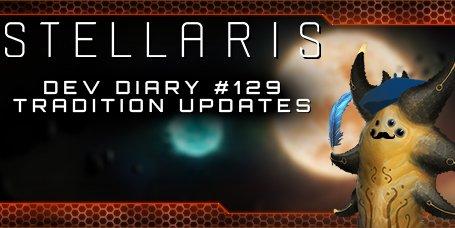 Stellaris On Twitter Dev Diary 129 Detailing Changes To