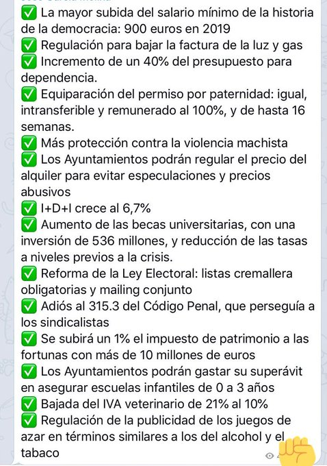 Casado: Venezuela Rivera: Venezuela Unidos Podemos: #SíSePuede Photo