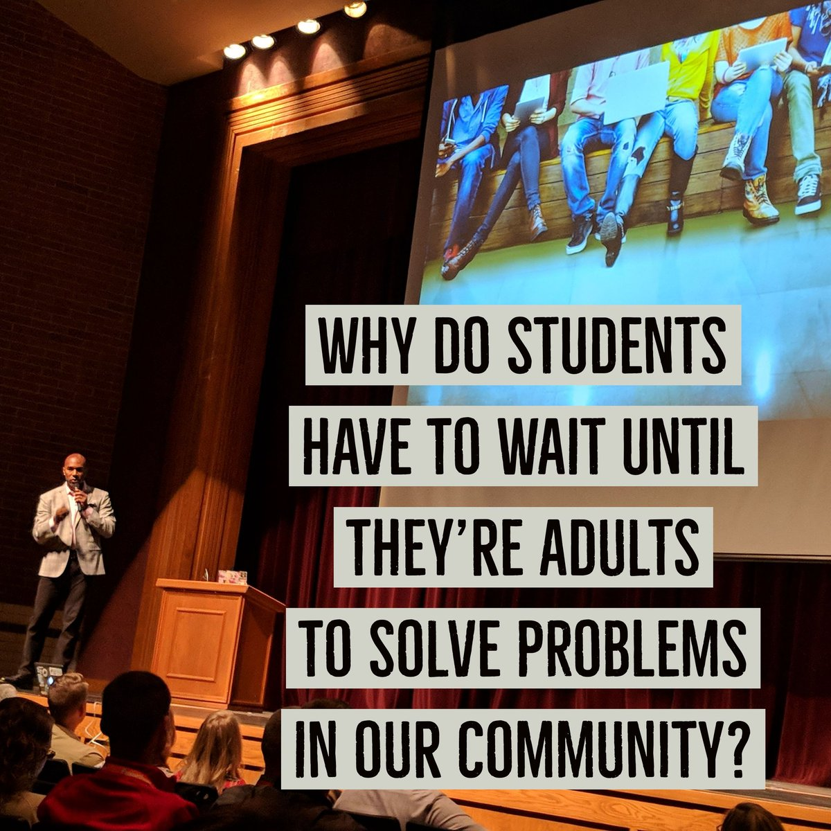 Loving @k_shelton&#39;s #ICEIndiana keynote right out the gate ... #inelearn #ditchbook<br>http://pic.twitter.com/bJa73egbGV