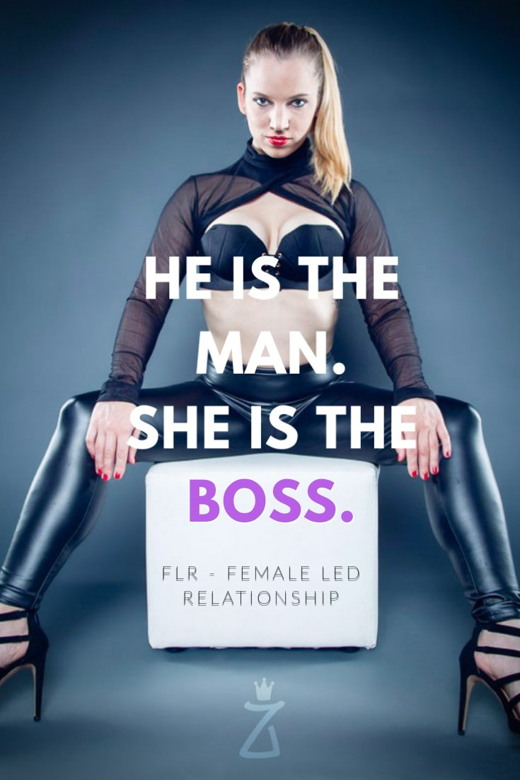 female led relationships dommesubmissive relationships - 735×1102