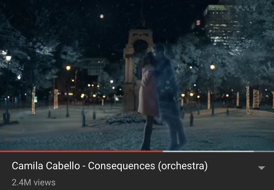 Camila Updater's photo on #consequencesmusicvideo