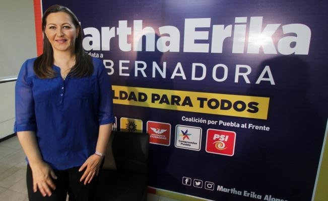 Noticias Electorales's photo on Martha Erika