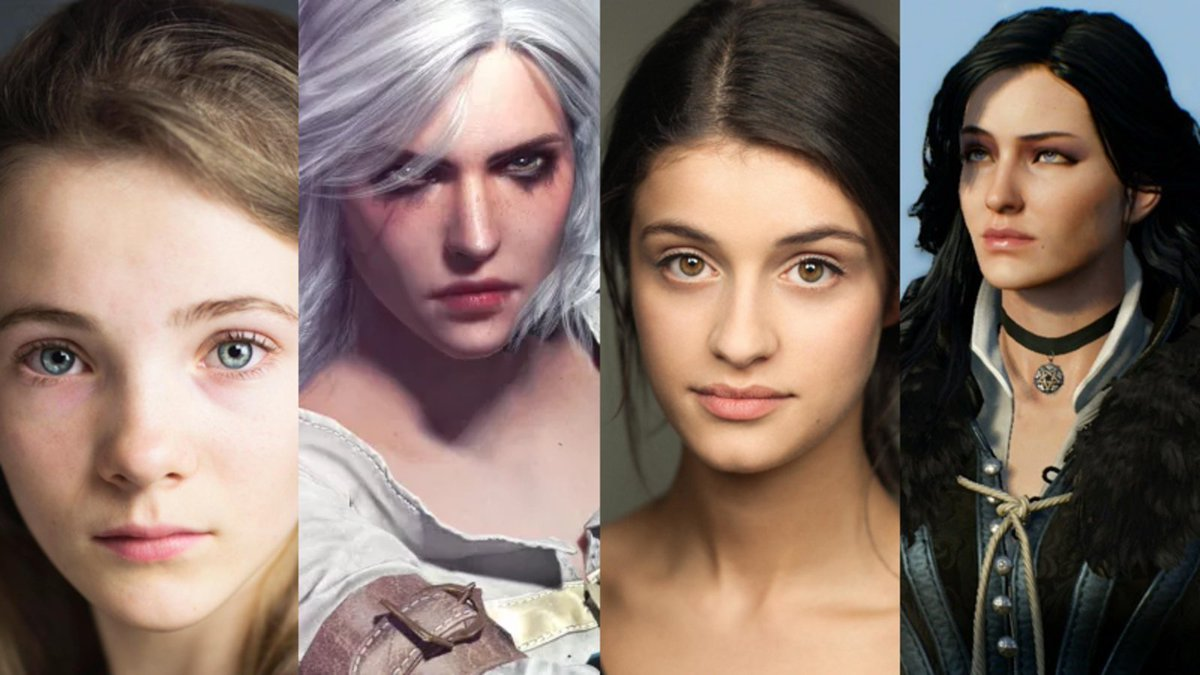 #Netflix&#39;s #Witcher Series Has Cast 2 of Its Most Important Female Characters Freya Allan and Anya Chalotra will appear as Ciri and Yennefer of Vengerberg  https:// buff.ly/2C9YbeH  &nbsp;  <br>http://pic.twitter.com/Q5PO0aJzzf