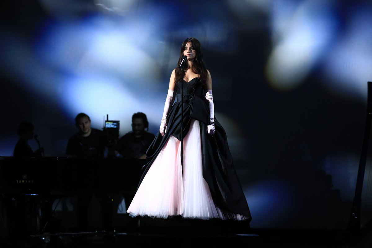 .@Camila_Cabello&#39;s #AMAs performance of &#39;Consequences&#39; was beautiful. Watch it again on @youtubemusic:  http:// goo.gl/DT44MQ  &nbsp;  <br>http://pic.twitter.com/5PkJWJ7I2Z