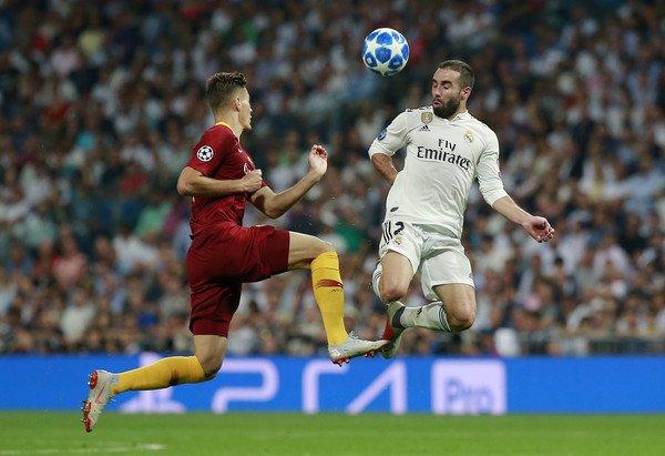 AS Roma vs Real Madrid: Những kẻ ốm yếu