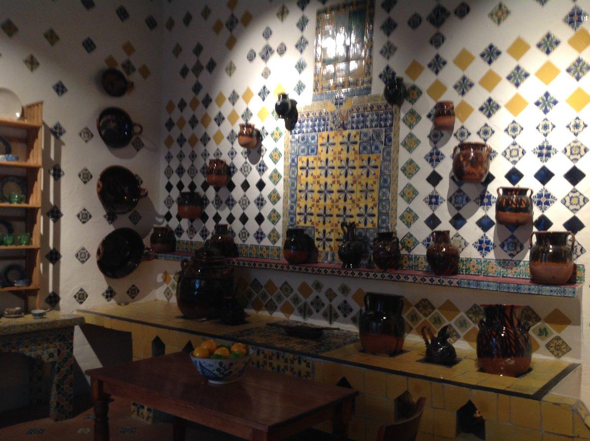 Museos Puebla On Twitter Foto De La Cocina De La Planta Alta
