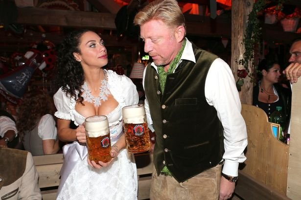 #Oktoberfest can really bring out the WURST in us . . . #tbt #tiebreaktens