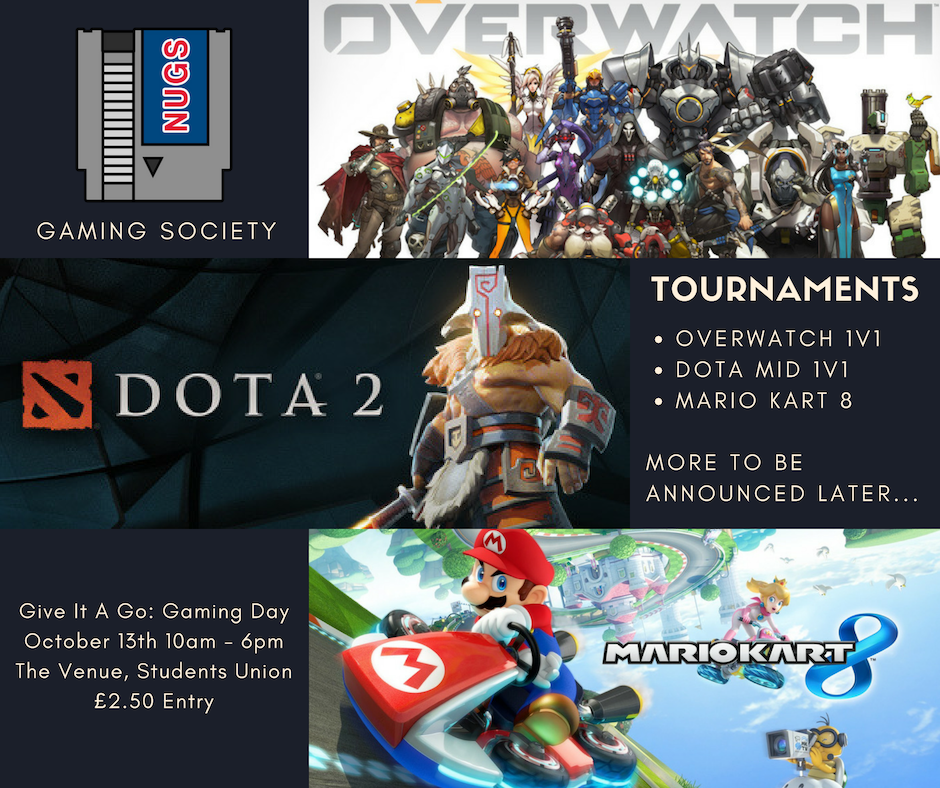 NCL University Video Gaming & Esports Society on Twitter: