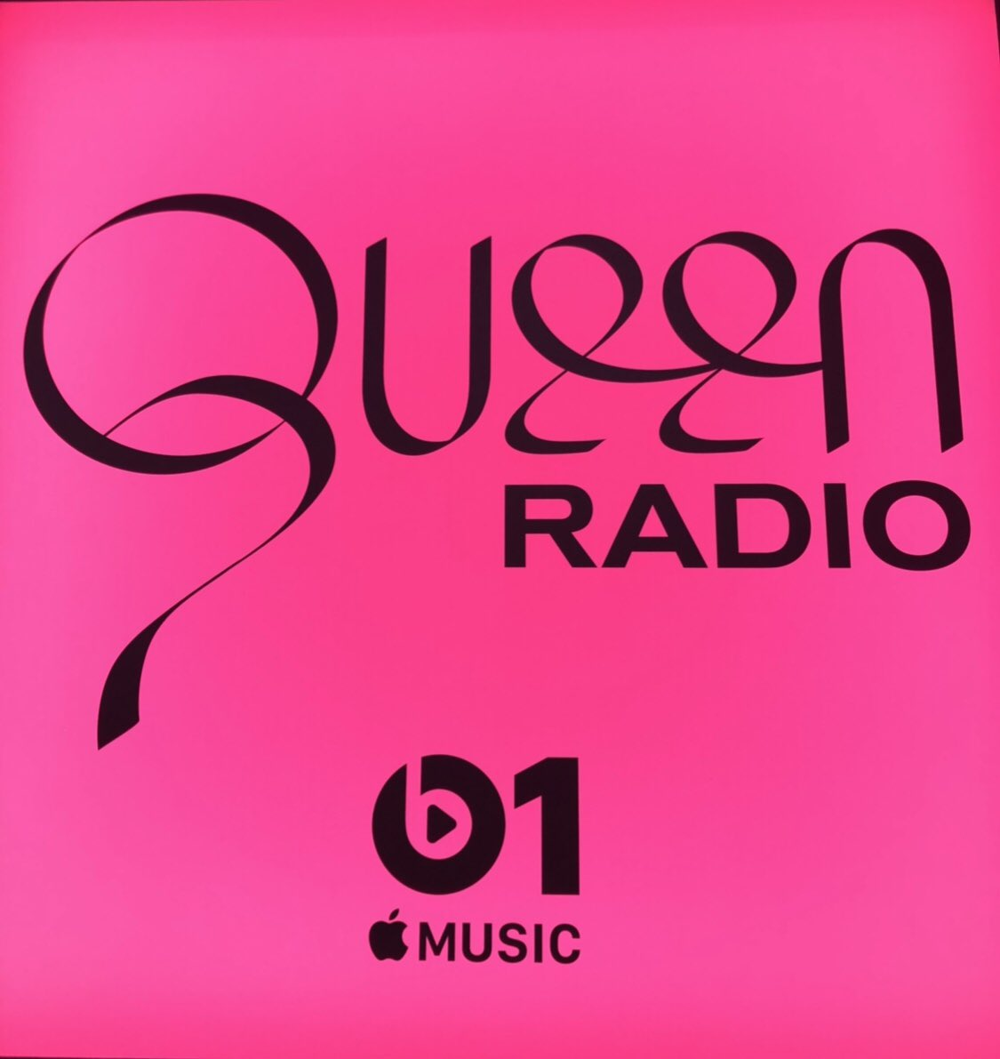 Tomorrow 5PM EST/2PM PST— #QueenRadio on Apple Music https://t.co/3wq7Vi3zZO