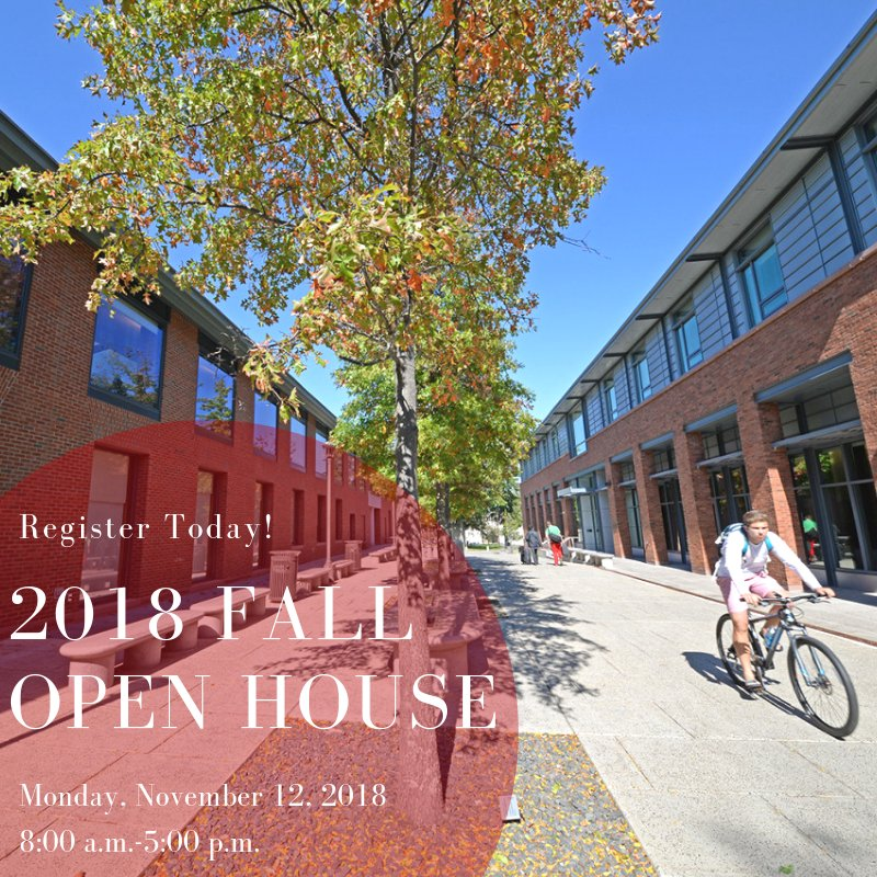 test Twitter Media - Missed Fall Open House this week? No worries – we're hosting another Open House on 11/12. Register online: https://t.co/WAgaPzZdDB See you soon? 🔴⚫  #GoWes https://t.co/XwPKb8SdE0
