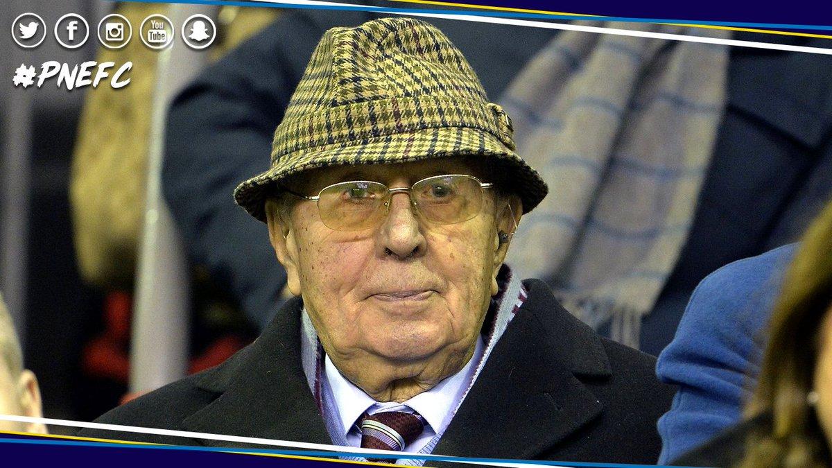 Preston North End FC's photo on sir doug ellis