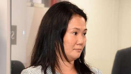 Jorge Miura's photo on Keiko Fujimori