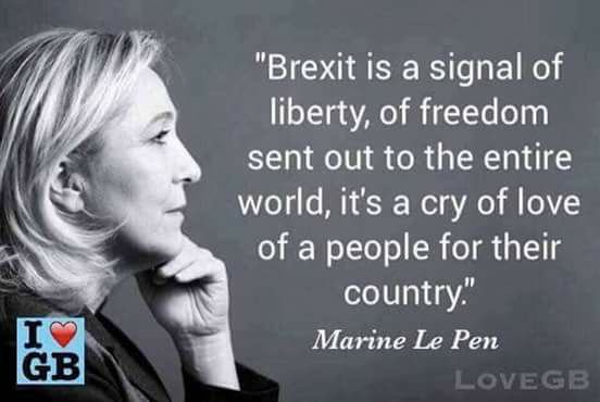 Marine you are so needed in France! The Western world needs you! #marinelepen @MLP_officiel<br>http://pic.twitter.com/1wAtdSYS8J